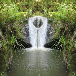Wasserfall Engel